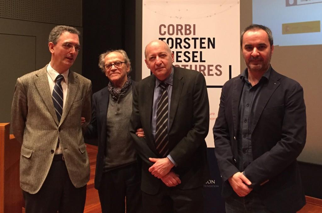 CORBI-TORSTEN-WIESEL-LECTURES