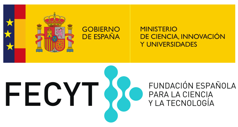 Co patrocinio de FECYT